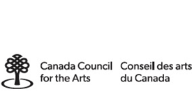 Logo: Canada Council for the Arts