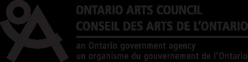 Logo: Ontario Arts Council