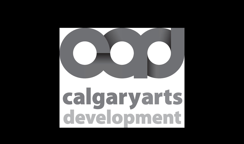 Logo for Calgary Arts Development